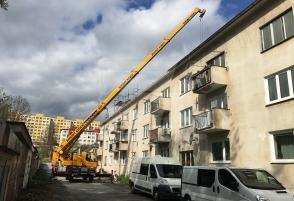 přístavba střechy