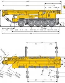 LIEBHERR LTM1095 5.1
